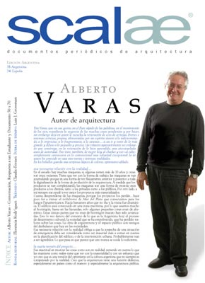 pliego SCALAE: Alberto Varas