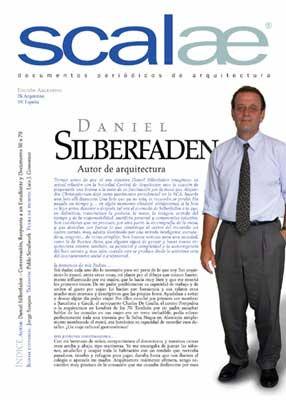 pliego SCALAE: Daniel Silberfaden
