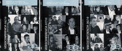 encuentros AE de octubre de 2004, videoconferencias