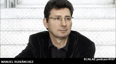 Manuel Ruisánchez en el Centro de Enlace AE BCN para SCALAE
