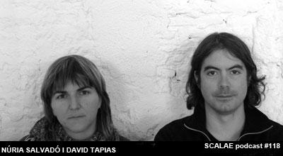 Núria Salvadó y David Tapias para SCALAE