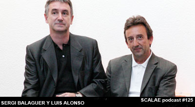 Luis Alonso y Sergi Balguer para SCALAE