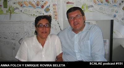 Anna Folch y Enrique Rovira Beleta para SCALAE