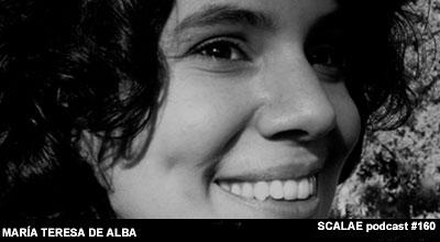 María Teresa de Alba para SCALAE