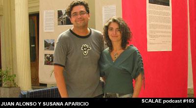 Susana Aparicio y Juan Alonso para SCALAE