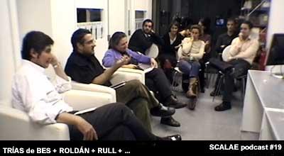 Participantes del episodio 19 en el Centro de Enlace AE BCN