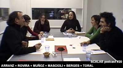 Participantes del episodio 20 en el Centro de Enlace AE BCN