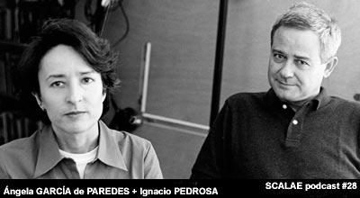 Angela Garcia de Paredes + Ignacio Pedrosa