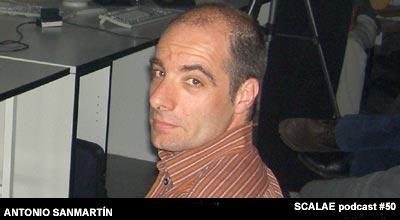 Antonio Sanmartín