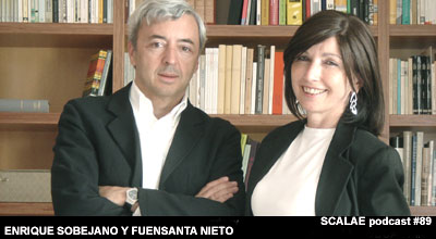 Enrique Sobejano y Fuensanta Nieto
