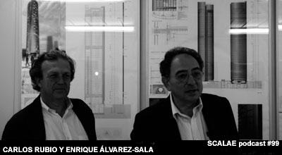 Carlos Rubio y Enrique Álvarez-Sala